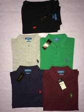 New Men's Polo t-shirt short sleeve slim fit