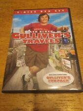 Gullivers Travels (DVD, 2011, 2-Disc Set)