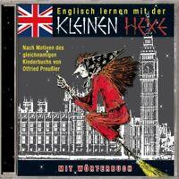 ENGLISCH LERNEN MIT DER KLEINEN HEXE CD NEW!