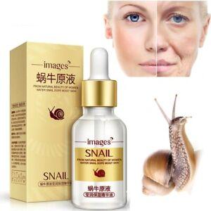 Snail Extract Serum Face Essence Anti Wrinkle Hyaluronic Acid Anti Aging  Whiten