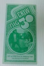 CKLW Big 30 Detroit Windsor Music Chart April 22 1975 Elton John Roger Whittaker