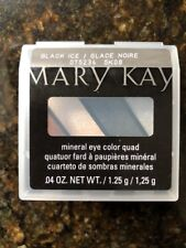 MARY KAY MINERAL EYE COLOR QUAD Black Ice Limited Edition Discontinued Product