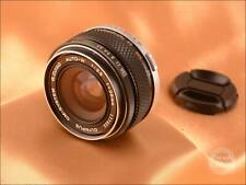 9138 - Olympus OM Mount G-Zuiko Auto-W 28mm f3.5 Silver Nose Wide Angle - EXC