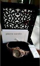Pierre Cardin 5691 Chana Slim Rose Gold - CZ Set Ladies Watch & WTY