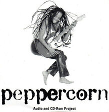 PEPPERCORN: AUDIO & CD-ROM PROJECT - PROMO CD (2000) 5 TRACKS + CD-ROM