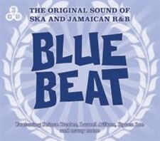 Blue Beat Origianal Sound of SKA and Jamaican R&b Various Artists Triple CD 73 T