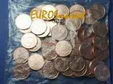 Pièces euro du Portugal Année 2002