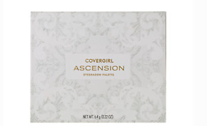 COVERGIRL ASCENSION eyeshadow palette MATTE and SHIMMER Shades with Mirror!!!