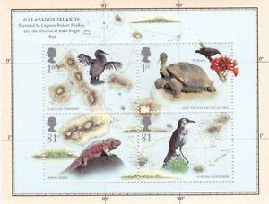 2009 Darwin Miniature Sheet MNH