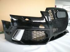 AUDI A6 S6 4F C6 (04-11) RS6 LOOK FRONT BUMPER AND HONEYCOMB FRONT GRILLE