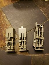 STAR WARS MILLENIUM FALCON VEHICLE LANDING GEAR PART SET ORIGINAL