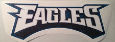 "Philadelphia Eagles FATHEAD Official ""EAGLES"" Banner 18"" x 6"" NFL Wall Graphics"