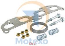FK91392C Exhaust Fitting Kit for Petrol Catalytic Converter BM91392 BM91392H