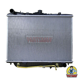 Radiator Holden Rodeo TF 3.2L V6 Petrol 98-01 Manual & Automatic Check Image & P