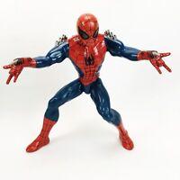 "A15 Marvel SPIDERMAN 14"" Hasbro Light Up Eyes Web Sounds 2012"