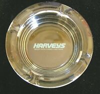 Harveys Lake Tahoe Ashtray Vintage 1980's New Condition Never Used Orig. Owner