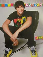 Austin Mahone, Ross Lynch, Double Full Page Pinup