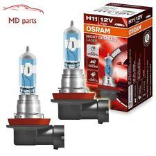 2x OSRAM NIGHT BREAKER® LASER H11 NEXT GENERATION HALOGEN SCHEINWERFERLAMPE 12V