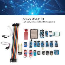 Beginner Starte Sensor Module Kit for Raspberry Pi 22 in 1 Electronic Component