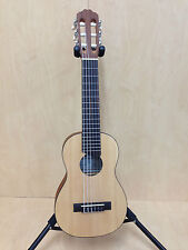 Caraya 69cm Solid Spruce Top Tenor Size Guitarlele Natural Matt W/ Gig Bag