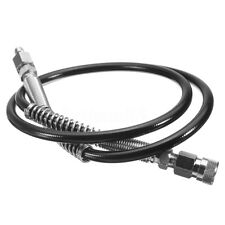 """Paintball PCP Tank Metal High Pressure 37.4"""" Air Fill Whip Line 3000/4500psi"""