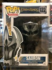 Funko POP The Lord Of The Rings Hobbit 3 Sauron #122  Figure w/ Protector