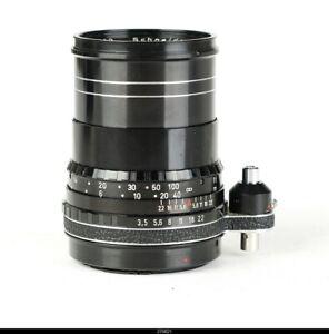Lens  Schneider Alpa Tele Xenar 3,5/135mm  Auto For Alpa