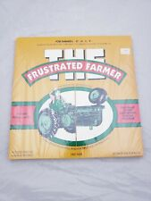 The Frustrated Farmer Skill & Knowledge of Tractors Brand New Sealed