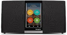 """Sungale WiFi Internet Radio w/ 4.3"""" Easy-Operation Touchscreen, Streaming Music"""