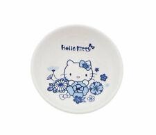 Sanrio Hello Kitty Small Plate Sauce Dish Ceramic Kitchen Ware : Flower