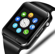 Smart Watch With Touch Screen Camera Wireless Smartwatch for Android & iPhone