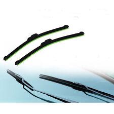 "Wonderful 22"" Car U-type Frameless Bracketless Rubber Windshield Wiper Blade"