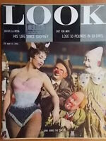 look 1956 gina lollobrigida julius la rosa men diet hank aaron emily burns food