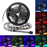 SUPERNIGHT™ 3528 & 5050 SMD 300LEDs/150LEDs 5M Light Strip Black PCB Waterproof