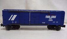 LIONEL 6-19251 Montana Rail Link Double Door Boxcar LN