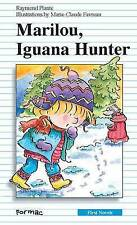 Marilou Iguana Hunter (Formac First Novels)-ExLibrary