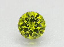 Peridot. Eye Clean. Precision Cut  Round Barion. 9.25mm. 3.60cts. Awesome..