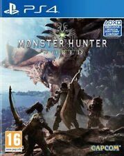 MONSTER HUNTER WORLD - PLAYSTATION 4 PS4 - NEW & SEALED - IN STOCK NOW!!