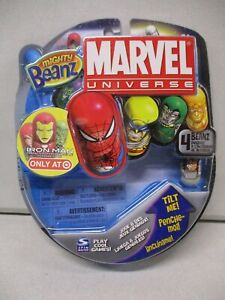 2010 Marvel Universe Mighty Beanz Thor