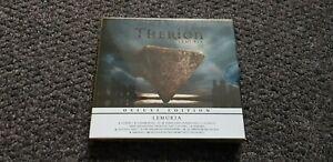 Therion : Lemuria/Sirius B CD