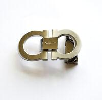 Best-selling Silver Ferragamo Belt Buckle, For 34-35 mm Men's leather belts