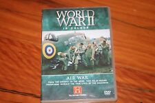 World War II In Colour - Air War (DVD, 2005)