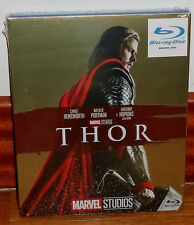 THOR SLIPCOVER COVER CARTON BLU-RAY NEW SEALED ACTION (UNOPENED) R2