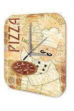 Orologio da parete  Arredamento Cucina  Marke Pizza Bakers  del muro Plexiglas A