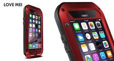 Schutzhülle ORIGINAL Love Mei Outdoor Powerful Protect Case Tasche Cover rot