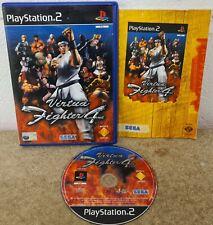Virtua Fighter 4 (Sony PlayStation 2) en muy buena condición