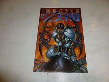 WEAPON ZERO Comic - Vol 2 - No 12 - Date 05/1997 - Image Comic