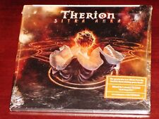 Therion: Sitra Ahra CD 2010 Nuclear Blast Records USA NB 2313-2 Digipak NEW