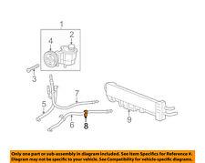CHRYSLER OEM Pump Hoses-Steering-Pressure Hose Clamp 6502017