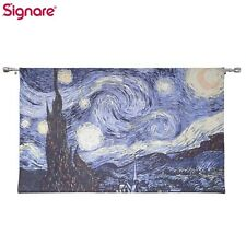 Tapestry Wall Hanging Vincent Van Gogh The Starry Night